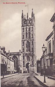 St. Mary's Church, Warwick, Warwickshire, England, United Kingdom,  00-10s