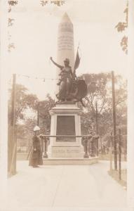 RP: BOSTON, Massachusetts , 00-10s ; Boston Massacre Monument