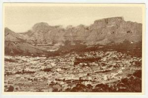 Cape Town & Table Mountain, South Africa , 10-30s