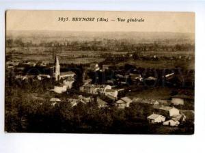 172382 FRANCE BEYNOST Ain vue generale postcard