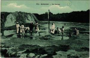 CPA Antsirane- Un Geyser MADAGASCAR (819998)