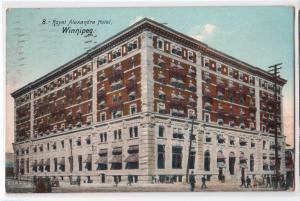 Royal Alexandra Hotel, Winnipeg Man