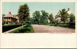 Washington DC~Chevy Chase Residential District~Mansion Houses~1904 Detroit Pub