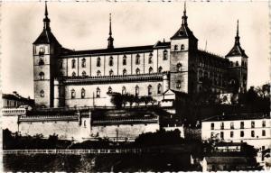CPA Toledo El Alcazar, antes del asedio SPAIN (743865)