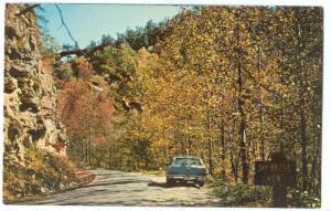 Sky Bridge in Daniel Boone National Forest, Kentucky