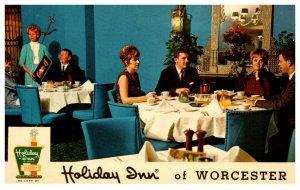 Massachusetts  Worcester , Holiday Inn  , Persian Dining Room