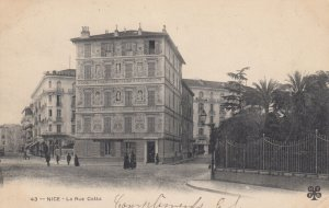 NICE , France , 1906 ; La Rue Cotta