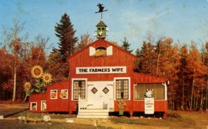 ME - Weld. The Farmer's Wife Gift Shop & Luncheonette