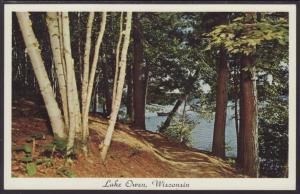 Lake Owen,WI Postcard BIN