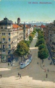 Switzerland Zurich Bahnhofstrasse 03.03
