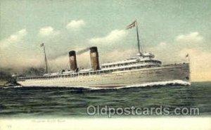 Steamer North West Ship Shps, Ocean Liners, Unused