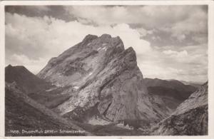 RP, Drusenfluh 2835m. Schweizertor, Austria, 1920-1940s
