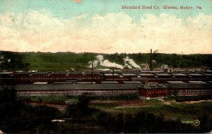 Pennsylvania Butler Standard Steel Company 1908