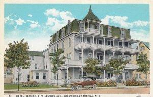 WILDWOOD By The SEA , New Jersey , 1929 ; Hotel Seaside