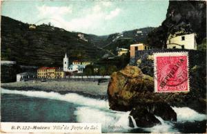CPA Madeira- Villa da Ponta do Sol, PORTUGAL (719890)