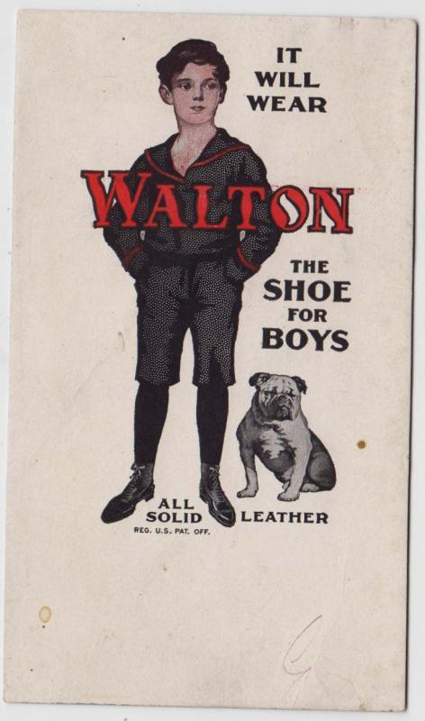 Walton Shoe for Boys