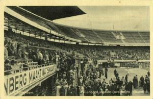 netherlands, ROTTERDAM, Stadion Feyenoord De Kuip (1939) Stadium Postcard