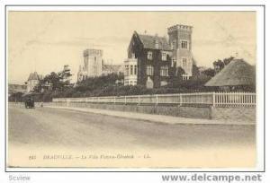 La Villa Victoria-Elisabeth, Deauville, France, 00-10s