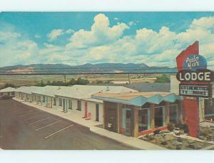 Unused Pre-1980 PALOMAR MOTEL Colorado Springs Colorado CO u1375@