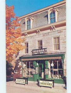 1980's RETAIL STORE SCENE Adirondacks - Lake George New York NY hp1422