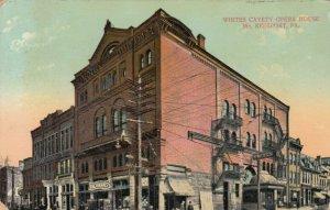 McKEESPORT , Pennsylvania, 1908 ; Whites Cayety Opera House