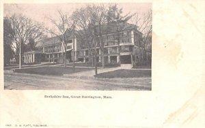 Berkshire Inn in Great Barrington, Massachusetts