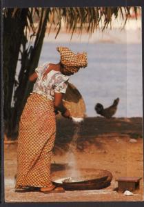 Woman,Ivory Coast BIN