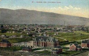 General View - Pocatello, Idaho ID