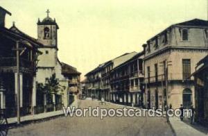 Panama Colon Street
