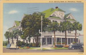 Beverly Hotel , ST. PETERSBURG , Florida , PU-1947