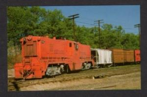 IN Elgin Joliet Eastern RR Train GRIFFITH INDIANA PC