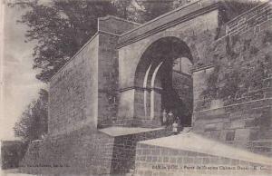 BAR-le-DUC, France, Porte de l´ancien Chateau Ducal, 00-10s