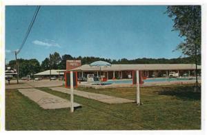 Park City, Kentucky, View of The Parkland Motel