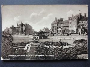Lincolnshire: Skegness, Marine Gardens & North Parade c1907