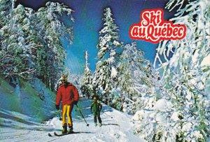 Canada Quebec Montreal Alpine & Cross Country Skiing
