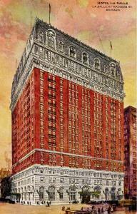 IL - Chicago. Hotel La Salle