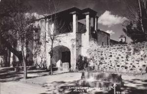 RP; Convento de Churubusco, Mexico, 10-20s