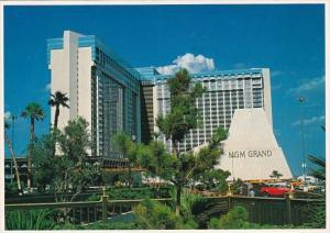 Nevada Las Vegas MGM Grand Hotel & Casino 1983