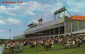 New Hampshire Salem Rockingham Park Grandstand and Club House Horse Racing