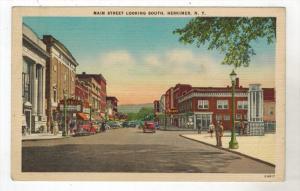 New York  Herkimer   Main Street