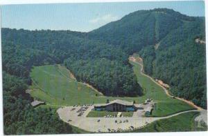 Air View of Gatlinburg Ski Resort Gatlinburg Tennessee TN