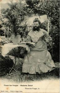 CPA AK THAON-les-VOSGES Madame Delait (574766)