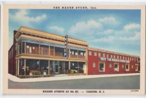Naden Store Inc, Kaighn Ave. Camden NJ
