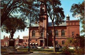 New Hampshire, Claremont - City Hall - [NH-290]