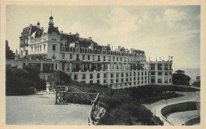 BIARRITZ Cote Basque Le Casino Bellevue France ca 1910s Vintage Postcard