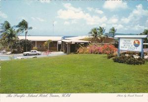 Guam The Pacific Island Hotel and Beach Colony