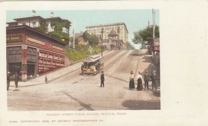 SEATTLE , Washington , 1902 ; Madison Street Cable Incline