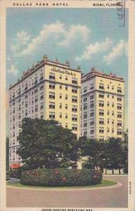 Florida Miami Dallas Park Hotel Overlooking Biscayne Bay