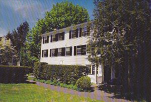 Connecticut Farmington Porter Keep House Miss Porter's School