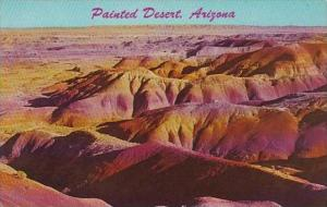 Arizona Phoenix Colorful Painted Desert